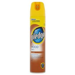 Pledge Wood aerosoli 250ml